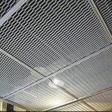 Pannello reticolare di alluminio perforato saldato del metallo della rete metallica con l'alta qualità ISO9001 di prezzi di fabbrica