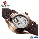 OEM van Facotry van het horloge Horloges Van uitstekende kwaliteit van het Skelet van de Luxe de Automatische Mechanische