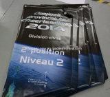 la pubblicità esterna di alta risoluzione 13oz Ostruisce-fuori la bandiera del vinile (SS-VB110)