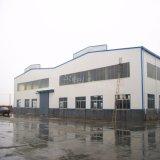 Entrepôt de construction en métal avec les structures métalliques