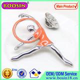 China Wholesale Cusotm Dancing Girl Ginástica Pin Broche # 51173