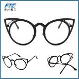 Новые Eyeglasses металла стекел Sun глаза кота сбор винограда солнечных очков женщин