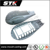 Алюминиевая предусматрива светильника заливкой формы (STK-AL-1004)