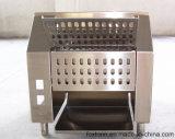 Cerco personalizado da frigideira do aço inoxidável