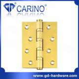 Cerniera d'ottone d'ottone delle cerniere di portello di qualità della cerniera (HY891)
