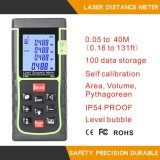 laser-Abstands-Messinstrument 40m Laser-Diastimeter Hand