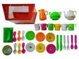 Children를 위한 소형 Kitchen Cooking Set Toy