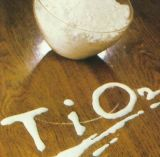 Titandioxid-Rutil TiO2 für Farbanstrich