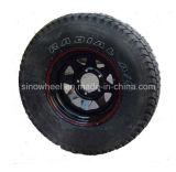 Черный 4X4 Offroad стальной колесный диск