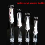 5ml 10ml 12ml 15ml Airless Eyecare Cream Bottle/Airless Pump Bottle/Cosmetic Lotion Bottle