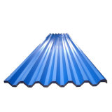 PPGI de alta qualidade folha de metal com revestimento de cor para a construção de utilização