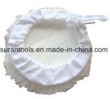 Pad de lana de alta calidad para el pulido de autos
