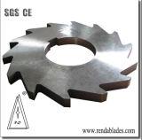 Резиновые шины шины Biaxial двойной вал на три 3 зубьев нож для шинковки