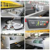 QC11k 유압 단두대 CNC 깎는 기계 최신 제품