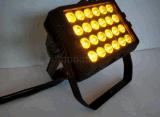 LED 플러드 빛 옥외 RGB 24PCS 4in1 플러드 빛