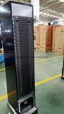 Do indicador ereto comercial do Showcase do OEM do diodo emissor de luz refrigerador magro da bebida