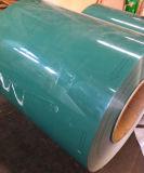 PE (ポリエステル)はアルミニウムアルミニウムコイルに塗った