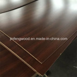 18mm Thickness Melamine MDF (wenge, okkernoot, beuk, kers)