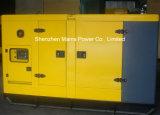 type silencieux générateur d'alimentation générale de 220kVA 176kw de diesel de Cummins