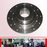Peças de metal de alumínio da anodização com giro do CNC