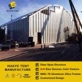 Алюминиевый полигональный шатер согласия нот шатра с белыми крышками крыши PVC (HPG)