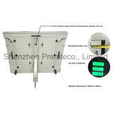 Affichage LED de périmètre avec les roues haut de la qualité européenne P8/P10/P6.67