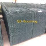 Us Standard V forme clôture de sécurité avec revêtement poudré