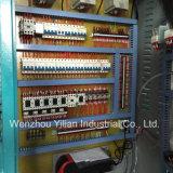 80の端末のコンベヤーのタイプ低圧PUの注ぐ機械