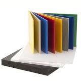 Dobrar o material de construção folha de espuma de PVC para painéis de porta