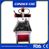 Samll Mini-CNC-Plastikacrylholz, das Maschine Ck6090 schnitzt