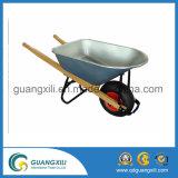 남아메리카를 위한 80L Tray Capacity Wheelbarrow