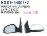 Auto/Car крыла/Outside-Rear наружных зеркал заднего вида для Hyundai Grand I10 OEM#4330/87620 87610-B-B4330