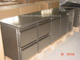 商業台所(GN4140TN)のための反対冷却装置の下の引出し