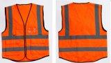 Hi-Визави безопасности людей фабрики выполненные на заказ отражательная безопасная тельняшка
