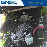 China Snsc carro diesel 3T com a braçadeira do rolo de papel