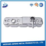 ÜBERZUG-Blech Laser-Cuting Aluminium, dasteile für Mischmaschine-Umlenkblech stempelt
