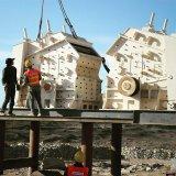 Matériel concasseur fin de choc employé couramment de Pcx pour l'industrie minière
