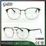 Novo Estilo de moda óculos de metal de óculos espetáculo da estrutura óptica