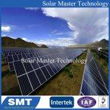 На заводе 100 квт стеллажа солнечной системы и структуры земли солнечной системы