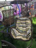 Качание фабрики мебели красивейшего сада напольное обедая стул