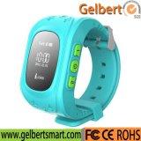 Gelbert alta calidad Q50 GPS Lbs niños GPS reloj inteligente