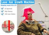 La terapia láser de diodo 650 nm Dispositivo para el recrecimiento del cabello