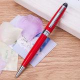 Commerce de gros nouveau stylo à bille de métal personnalisée