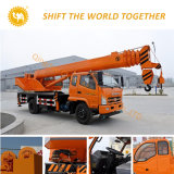 Vente chaude grue mobile montée par grue de grue de camion de 20 tonnes