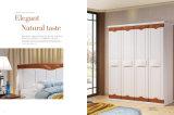 Meubles en bois modernes de chambre à coucher