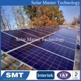 태양 전지판 기와 지붕 설치를 위한 광전지 선반