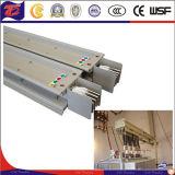 Aislamiento PVC compacto Vivienda electroducto Fabricación