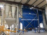 20tph trois cylindres sécheur de sable avec l'huile