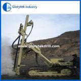 Equipos de perforación de rocas profundas en la minería