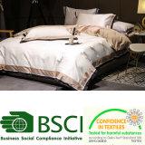 Katoenen van China het In het groot Goedkope Blad van het Bed voor de Exporteur van het Hotel